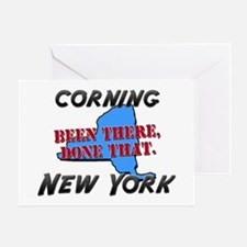 corning new york - been there, done that Greeting