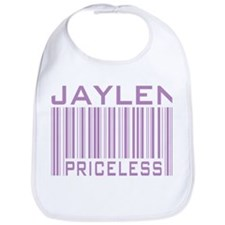 Jaylen Custom Priceless Barcode Bib