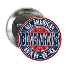 "Bingman's All American BBQ 2.25"" Button"