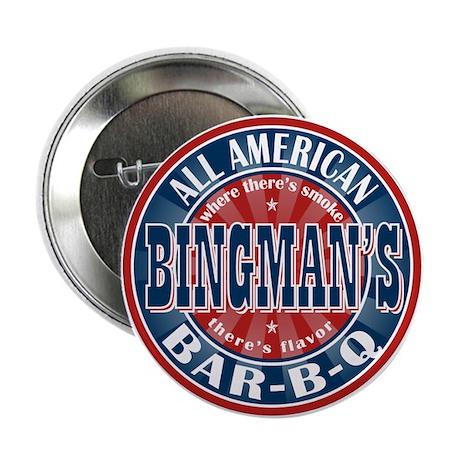 "Bingman's All American BBQ 2.25"" Button"
