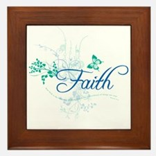 Faith Framed Tile