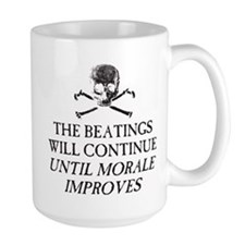 Puke N Snot Beatings Mug