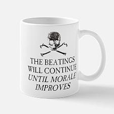 Puke N Snot Beatings Mug