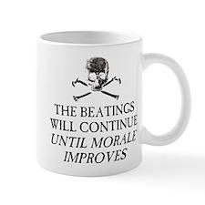 Puke N Snot Beatings Small Mug