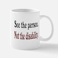 See the person... Mug