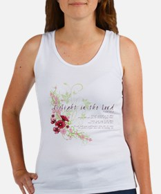 Delight in the Lord Women's Tank Top
