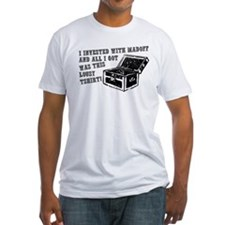 Madoff and the Lousy Tshirt Shirt