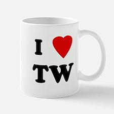 I Love TW Mug