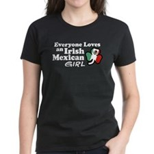 Irish Mexican Girl Tee