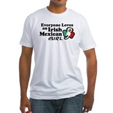 Irish Mexican Girl Shirt