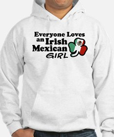 Irish Mexican Girl Hoodie