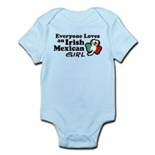 Irish Mexican Girl Infant Bodysuit