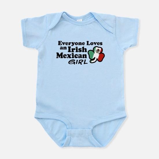 Irish Mexican Girl Infant Bodysuit