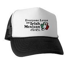 Irish Mexican Girl Hat