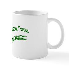 Ella's Green Mug