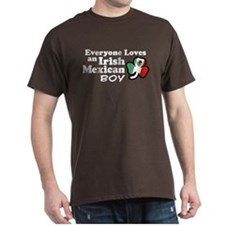 Irish Mexican Boy T-Shirt