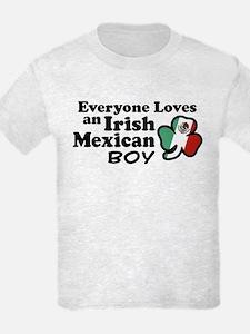 Irish Mexican Boy T-Shirt