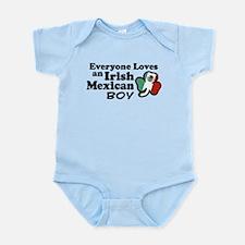 Irish Mexican Boy Infant Bodysuit