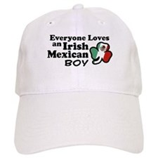 Irish Mexican Boy Baseball Cap