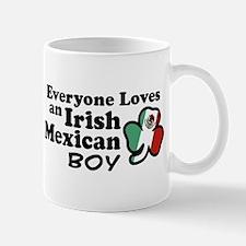 Irish Mexican Boy Mug