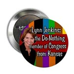 Do Nothing Lynn Jenkins campaign button