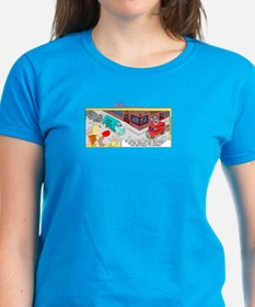Cool Car accident Tee