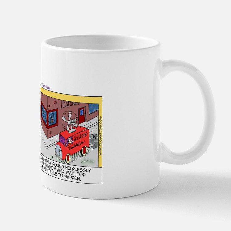 Cute Boom town Mug