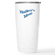 Cute Hailey Travel Mug