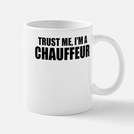 Trust Me, I'm A Chauffeur Mugs