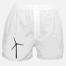 wind energy Boxer Shorts