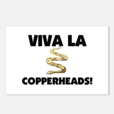 Viva La Copperheads Postcards (Package of 8)