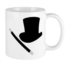 Magic Top Hat and Wand Mug