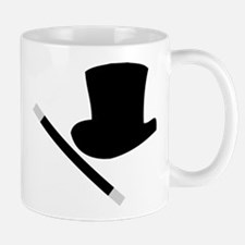 Magic Top Hat and Wand Mug