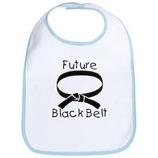 Future Black Belt Bib