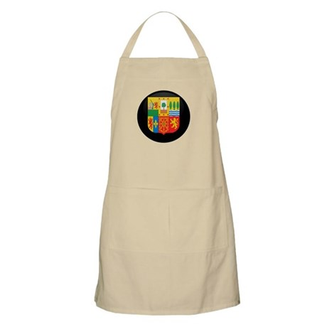 Coat of Arms of Basque BBQ Apron