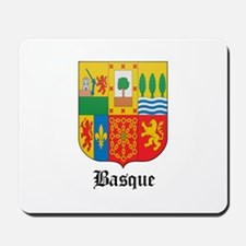 Basquan Coat of Arms Seal Mousepad