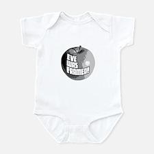 Eve Was Framed! Infant Bodysuit