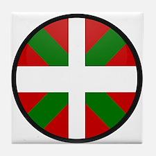 Basque Tile Coaster