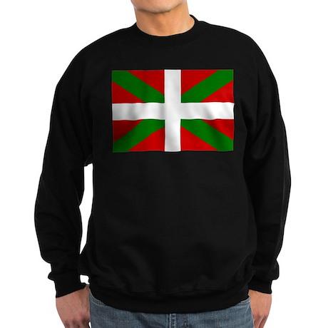 Basque Flag Sweatshirt (dark)