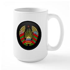 Coat of Arms of Belarus Mug