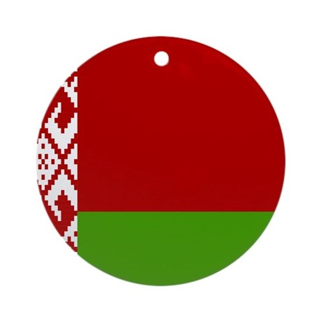 Belarusian Ornament (Round)