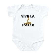 Viva La Cobras Onesie