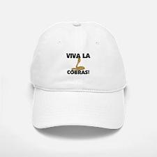 Viva La Cobras Baseball Baseball Cap