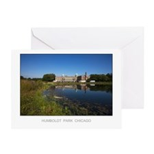 Field House Greeting Card