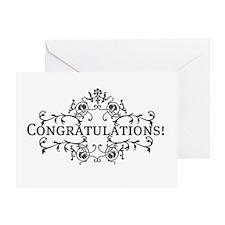 """Congratulations"" Greeting Card"