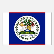 Belizean Postcards (Package of 8)
