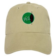 Ph.D. (Positively Happily Divorced) Baseball Cap