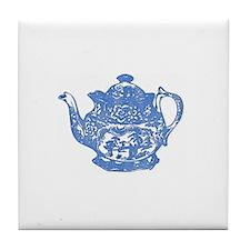 """Teapot"" Tile Coaster"