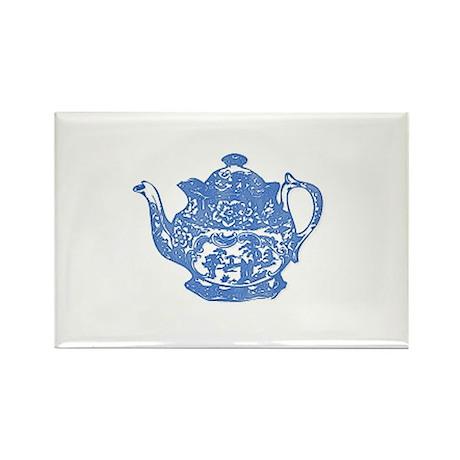 """Teapot"" Rectangle Magnet"