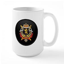 Coat of Arms of Belgium Mug
